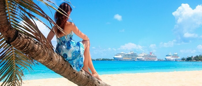 Caribbean Cruises to island beaches